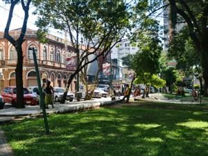 PlazaUruguaya