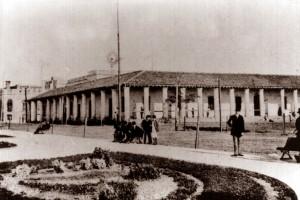 Casa de los Gobernadores (Foto de la Colección Charles Müller)